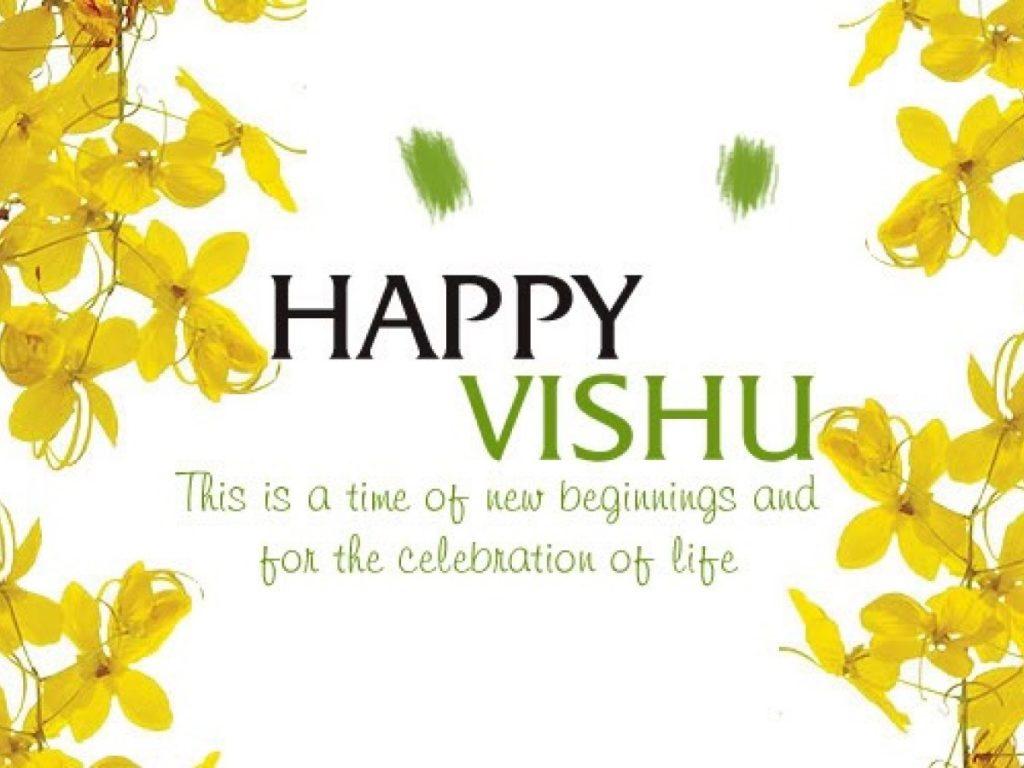 Happy Vishu Wishing Photos